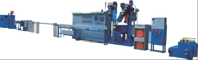 Physical Foaming Extrusion Line