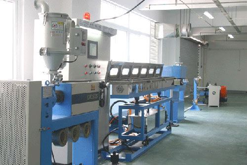 PVC Pipe Heat-shrink Tube Extrusion Line