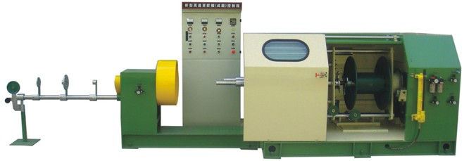 630-1250 Frame Type Single Twister Machine