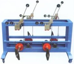 Pay Off Stand for Single Twisting Machine