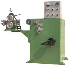 Single Shaft Take Up Machine