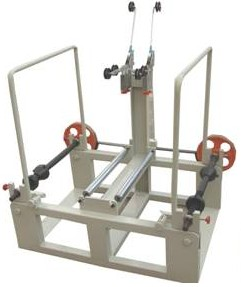 Cross Type Double-Shaft Pay Off Rack