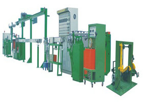 Cable Sheathing Extrusion Line