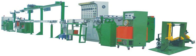 Electric Wire & Power Cable Extrusion Equipment